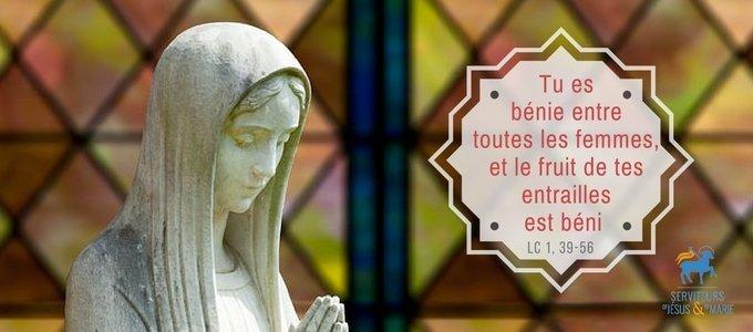Homélie de la fête de l'Assomption de la Vierge-Marie - Père Laurent-Marie