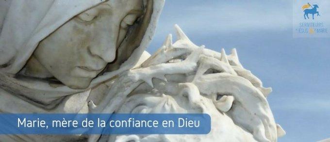 Jour 2 - Marie, mère de la confiance en Dieu