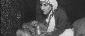 Avec Mère Teresa, confions notre année au Seigneur
