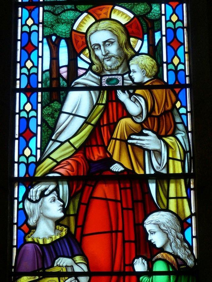 Prière de consécration de ses enfants à DIEU