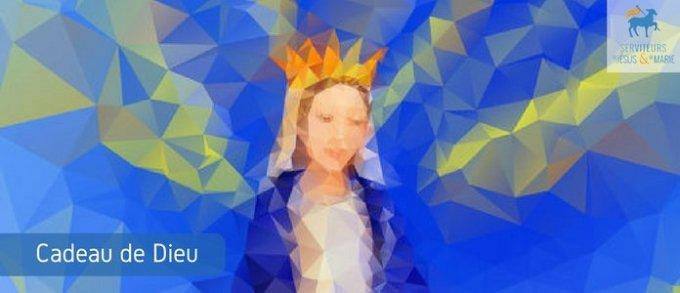Jour 14 - Le cœur immaculé de Marie, un cadeau de Dieu pour nous...