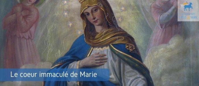 Jour 15 - Quelques considérations bibliques au sujet du Cœur immaculé de Marie