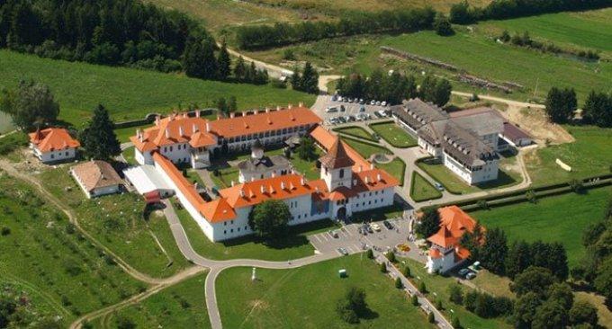 Le monastere Sambata de Sus (en Transylvanie) : video