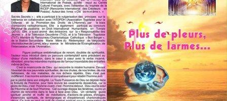 Plus de Larmes (Apostolat FlaM, Natacha Gbandi)