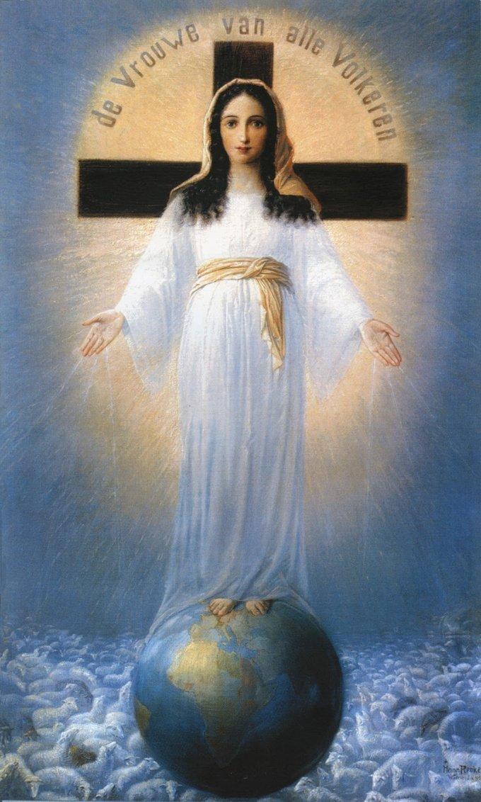 Marie, Dame de tous les Peuples