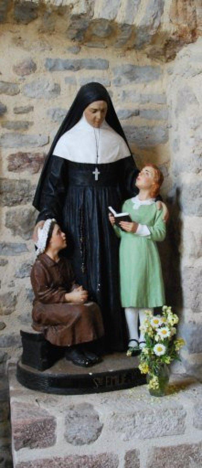 Le 19 septmbre : Sainte Marie- Emilie de Rodat