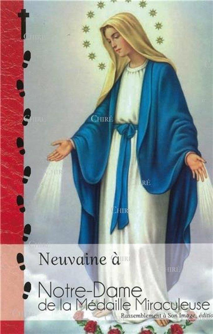 Neuvaine à Notre-Dame de la Médaille Miraculeuse