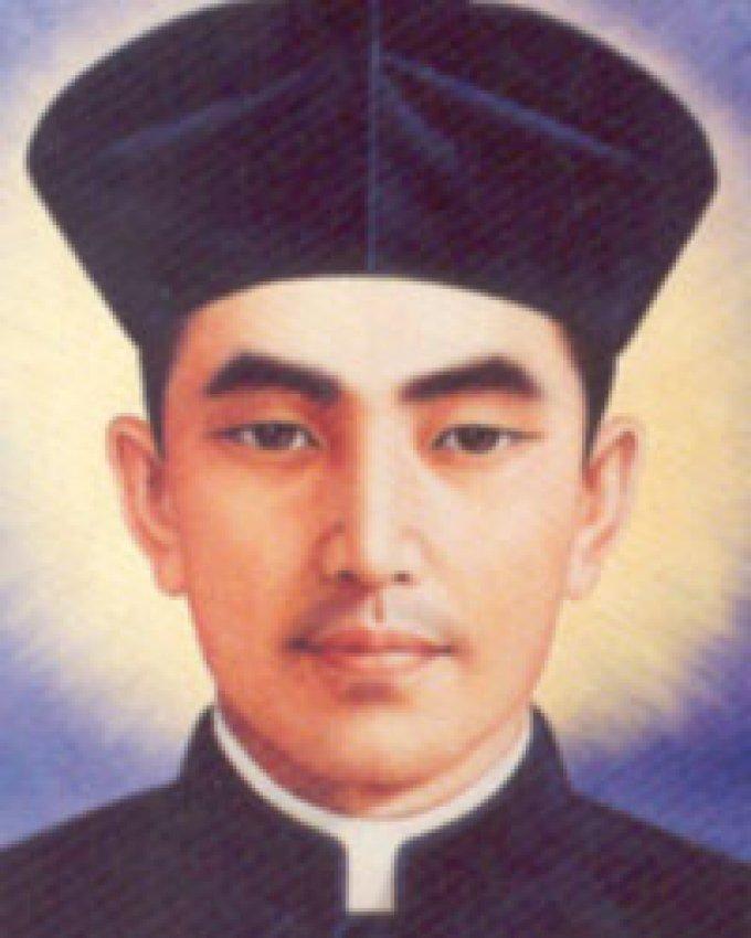 Le 20 septembre : Saint André Kim Teong