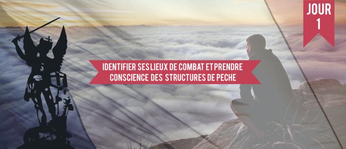 Neuvaine à Saint Michel pour la France - 1er Jour