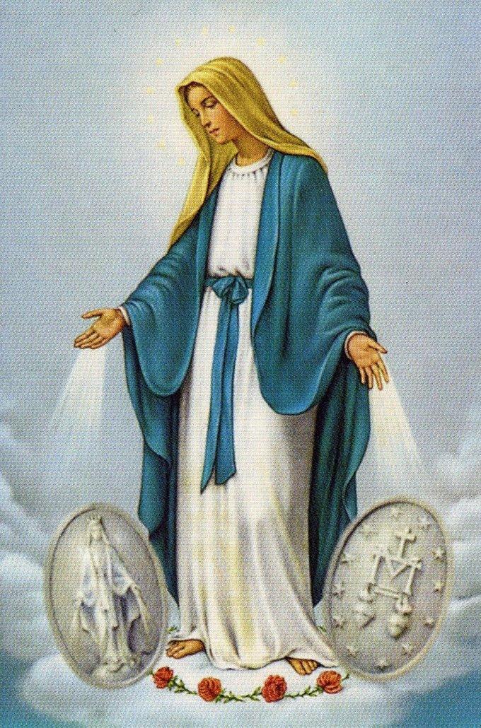 Prière à Notre-Dame de la Médaille Miraculeuse
