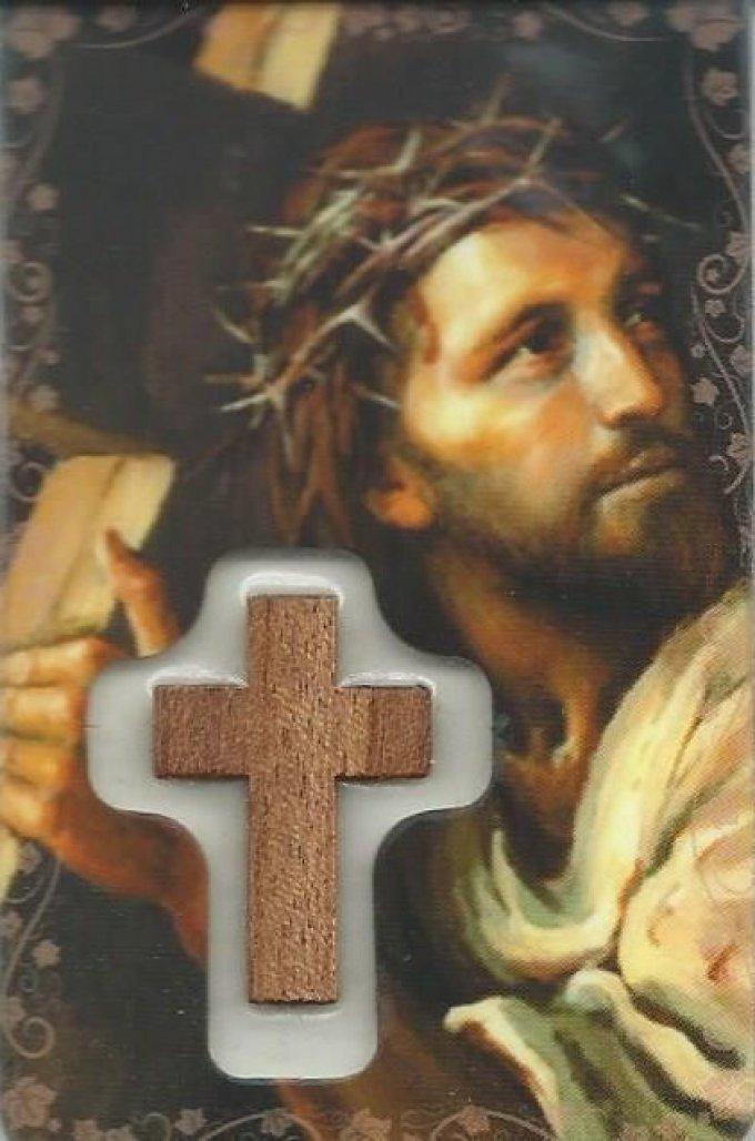 Prière à Jésus Crucifié