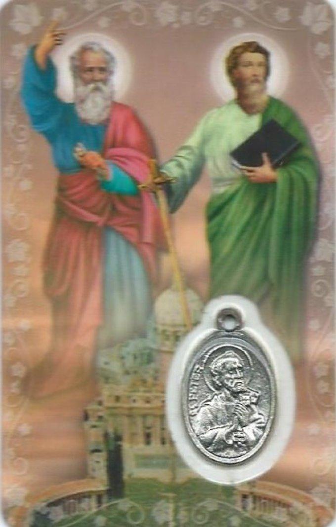 Prière à St Pierre & St Paul