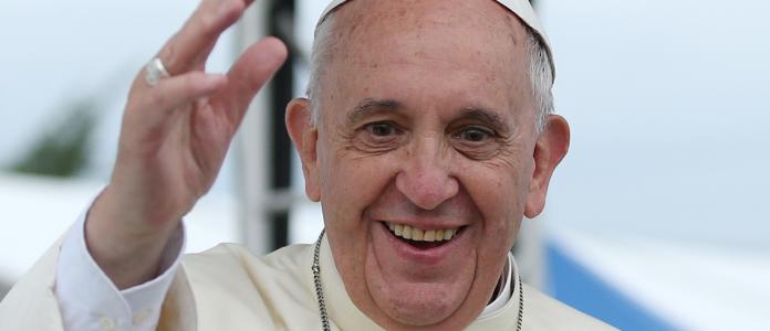 Prions pour le Pape