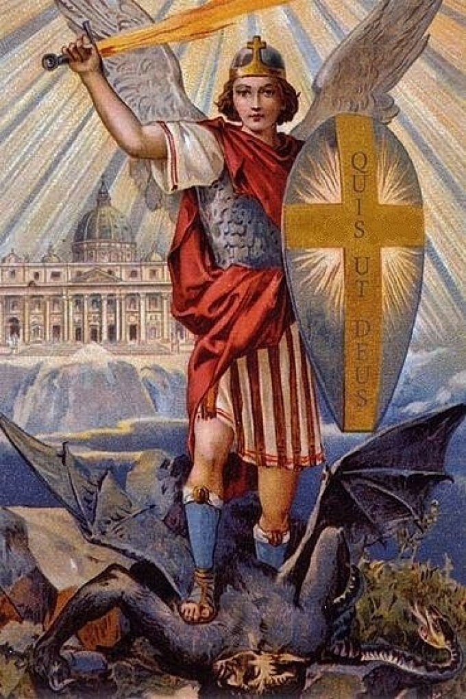 Le 29 septembre : Saint Michel