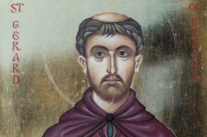 Le 3 octobre : Saint Gérard de Brogne