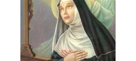 Prions pour Demander l'aide de Sainte Rita