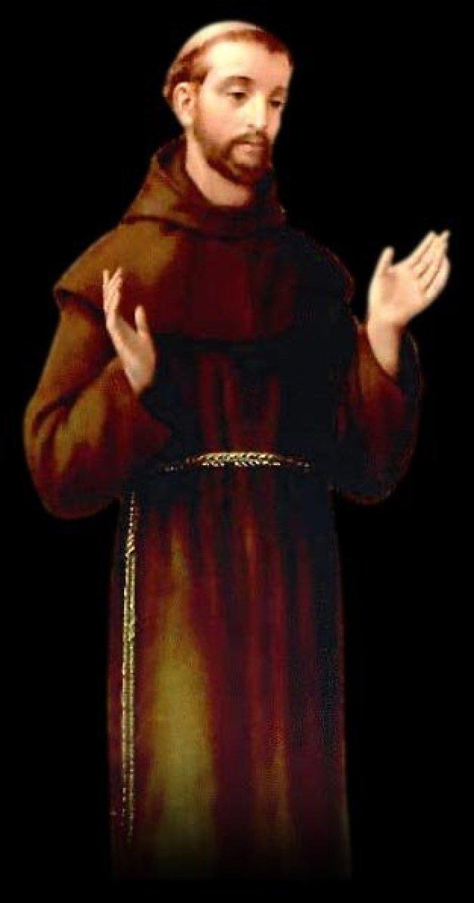 Le 4 octobre : Saint François d'Assise