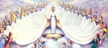 Prières simple à la Sainte Vierge