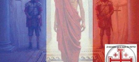 Prions pour introniser Jésus Christ Roi de France.