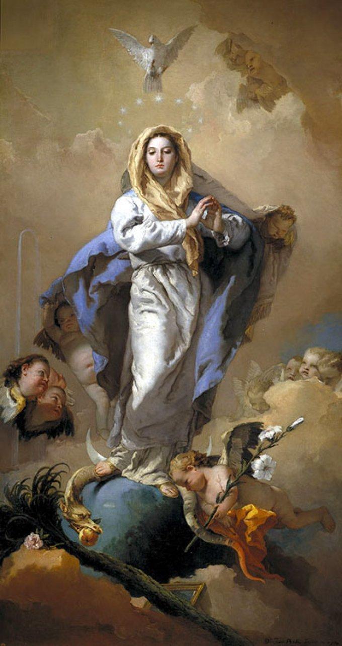 Souvenez-vous, Vierge Marie...