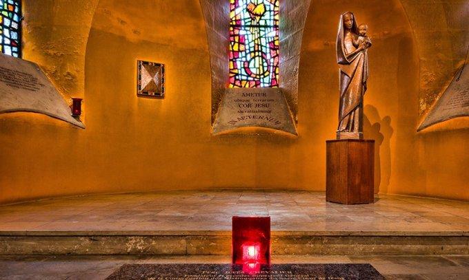 Samedi 21 octobre : Prière proposée par Père Daniel Auguié, MSC, recteur