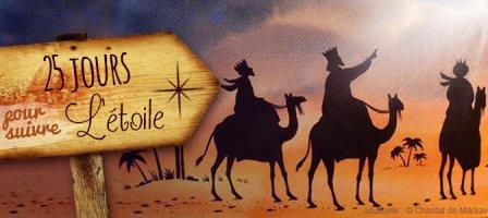 Prions pour se préparer à Noël ! Programme de l'Avent