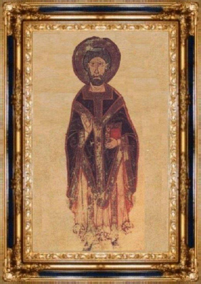 Le 25 octobre : Saint Chély