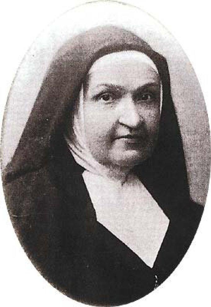 Le 26 octobre : Bienheureuse Céline Chludzińska v. Borzęcka