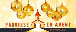 La paroisse Saint-Bénigne en Avent !