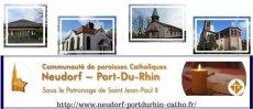 Avent 2017  à Neudorf et Port-du-Rhin