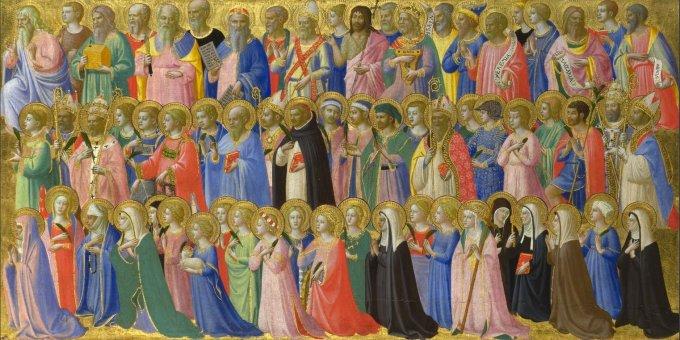 La fête de la Toussaint fête de la communion des saints