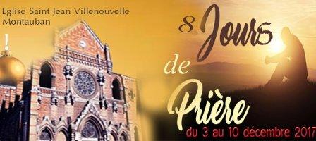 Paroisse Saint Jean Villenouvelle (Montauban 82)