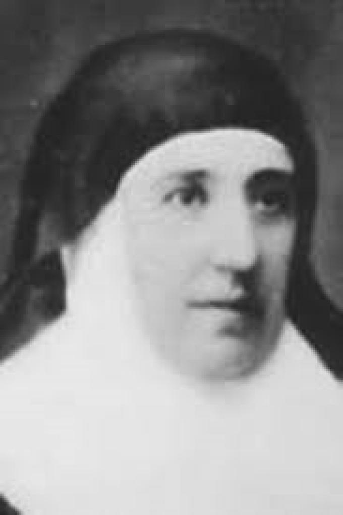 Le 9 novembre : Bienheureuse Carmen de Jésus