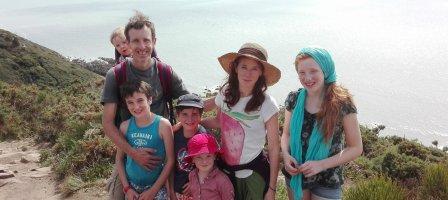 Belgique : famille de Simon et Raphaëlle en difficulté