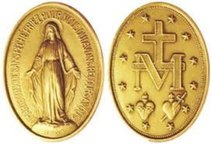 J 6 - Neuvaine à Notre-Dame de la Médaille Miraculeuse