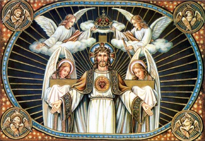 26 novembre, Christ-Roi : une fête lumineuse !
