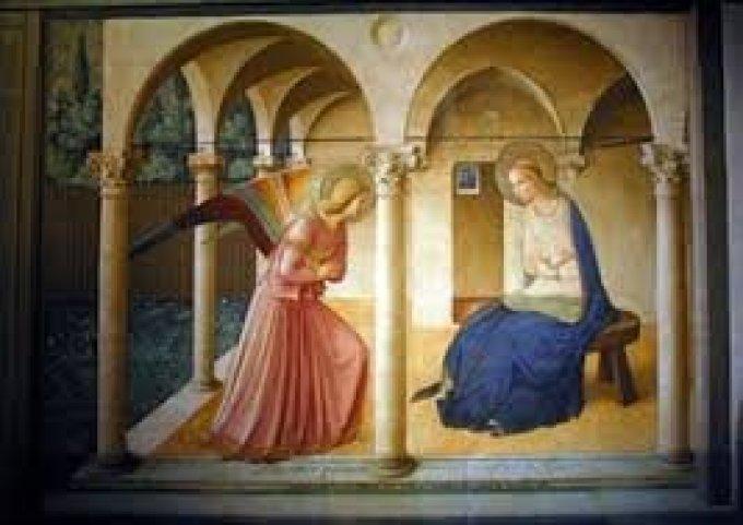 L'Annonciation : une vraie mission pour Marie ... et ses enfants