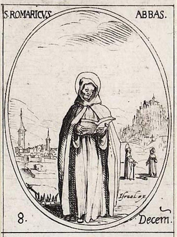 Le 8 décembre : Saint Romaric