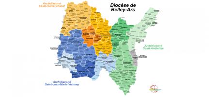 Prière pour le Diocèse de Belley-Ars