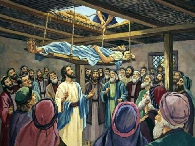"""24ème jour - """"Tes péchés te sont pardonnés"""""""