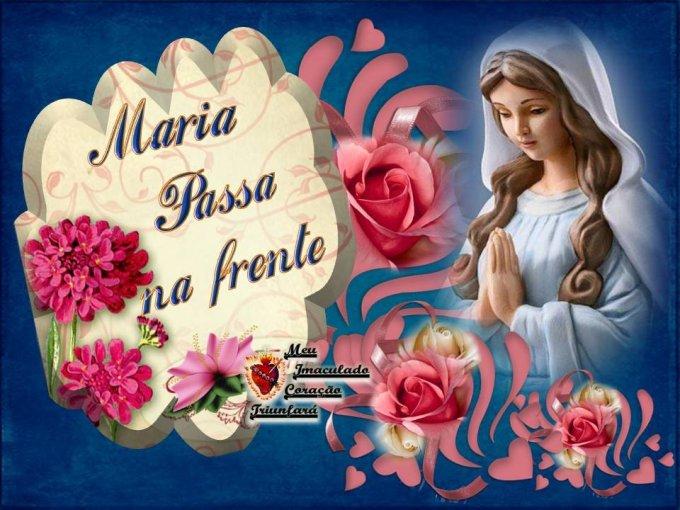 Marie, Mère de l'Europe