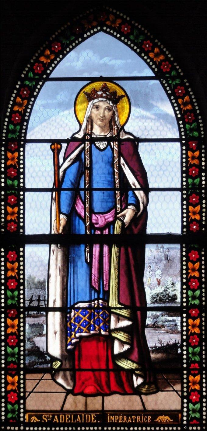 Le 16 décembre : Sainte Adélaïde