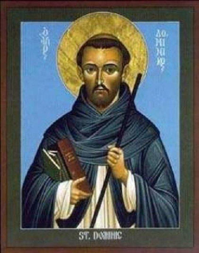 Le 20 décembre : Saint Dominique de Silos