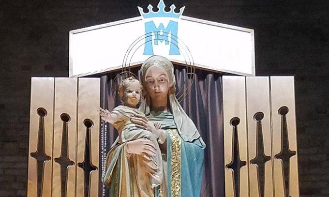 Samedi 23 décembre : Prière proposée par le Père John Broussard