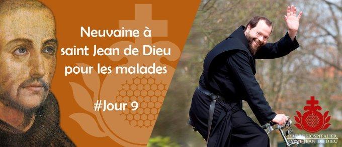 Semaine 9 - Saint Jean de Dieu, Patron de l'Hospitalité