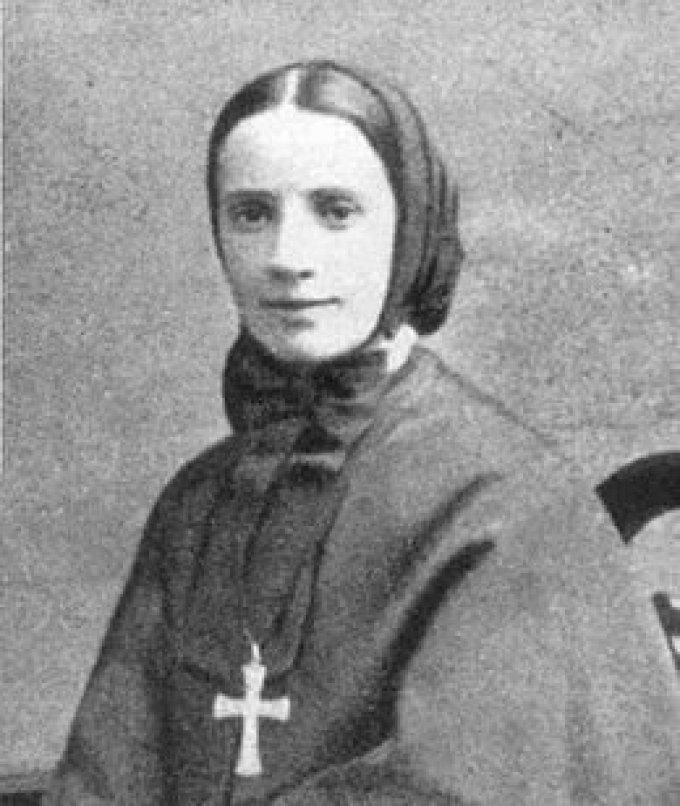 Le 22 décembre : Sainte Françoise-Xavière Cabrini