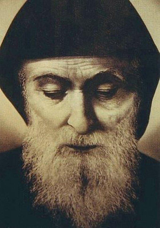 Le 24 septembre : Saint Charbel Makhlouf