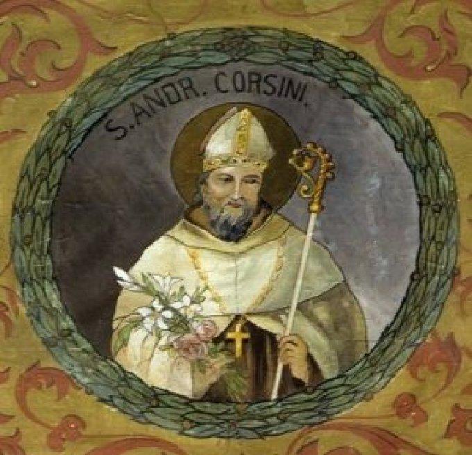 Le 6 janvier : Saint André Corsini