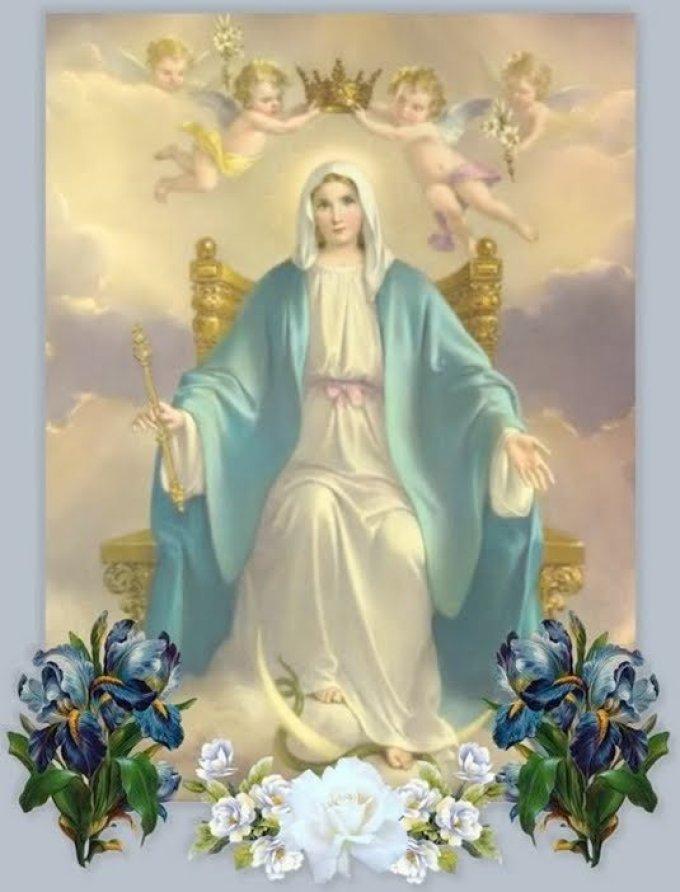 Marie, libre de tout péché