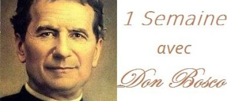 1 semaine avec Don Bosco